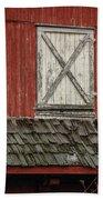 Barn Door Beach Sheet