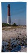 Barnegat Lighthouse Nj Beach Towel