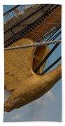 Barque Eagle Masthead Beach Towel