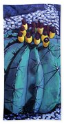 Barrel Buds Beach Towel by Snake Jagger
