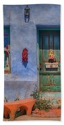 Barrio Viejo With Character Beach Towel