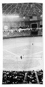 Baseball: Astrodome, 1965 Beach Towel