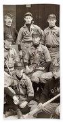Baseball: West Point, 1896 Beach Towel