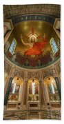 Basilica Of The National Shrine Beach Towel