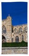 Basilique Notre - Dame De L'epine Beach Towel