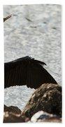 Bask In The Sun Beach Towel