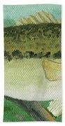 Bass Beach Towel
