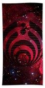 Bassnectar Galaxy Nebula Beach Towel