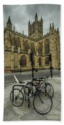 Bath Abbey 2.0 Beach Towel