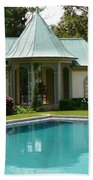 Chanticleer Bath House A Beach Towel