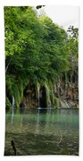 Batinovac Falls Beach Towel