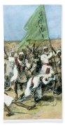 Battle Of Omdurman 1898 Beach Towel