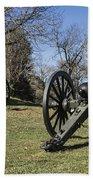 Battlefield At Fredericksburg Beach Sheet