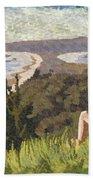 Bay View Beach Towel