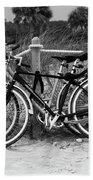 Beach Bicycles Beach Towel