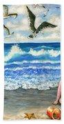 Beach Bliss Beach Towel
