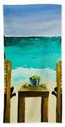 Beach Bums Beach Towel by Roger Wedegis