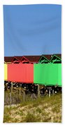 Beach Cabanas Beach Towel