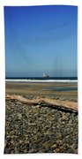 Beach Driftwood Beach Towel