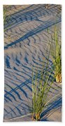 Beach Grass Beach Towel