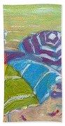 Beach Is Best Beach Towel by Jeanette Jarmon