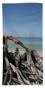 Beach Ngirl Beach Towel