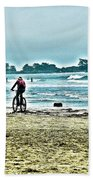 Beach Ride Beach Towel