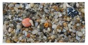 Beach Stones Beach Towel