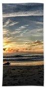 Beached Beach Towel