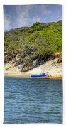 Bear Island Beach Towel