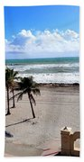 Beautiful Atlantic  Beach Towel