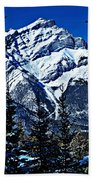 Beautiful Banff Beach Towel