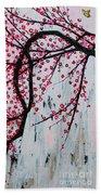 Beautiful Blossoms Beach Towel