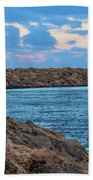 Beautiful Day Out Beach Towel