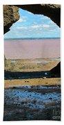Beautiful Reflection Beach Towel