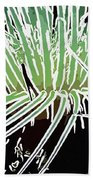 Beautiful Sea Anemone 3 Beach Towel by Lanjee Chee