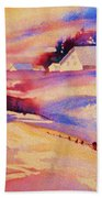Beautiful Serenity Beach Towel