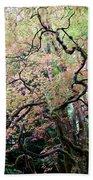 Beautiful Japanese Garden,butchart Gardens,victoria,canada 3. Beach Towel