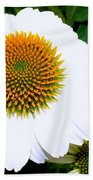 Beauty And The Bee #2 Beach Towel