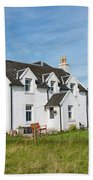 Iona Bed And Breakfast Two Beach Towel