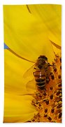 Bee My Sunshine Beach Towel