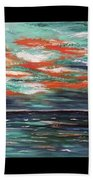 Before The Storm Beach Towel
