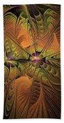 Behold A Universe - Fractal Art Beach Towel