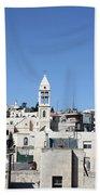 Beit Jala Christian Town Beach Towel
