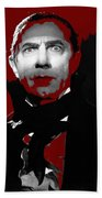 Bela Lugosi Mark Of The Vampire 1935-2015 Beach Towel