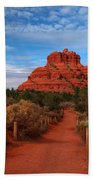 Bell Rock Beach Towel