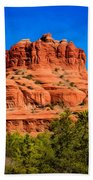 Bell Rock Tower Beach Towel