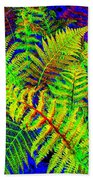 Bella Flora Beach Towel