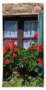 Bella Italian Window  Beach Sheet
