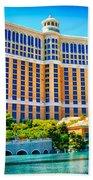 Bellagio Hotel And Casino Beach Towel